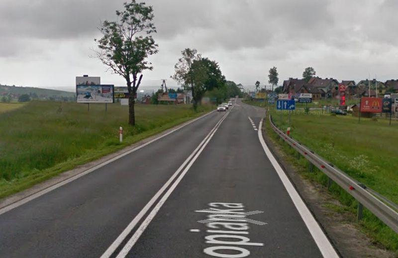 Nowy Targ lewa